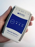 Neurobit Optima - Portable equipment for neurofeedback, biofeedback and physiological data acquisition